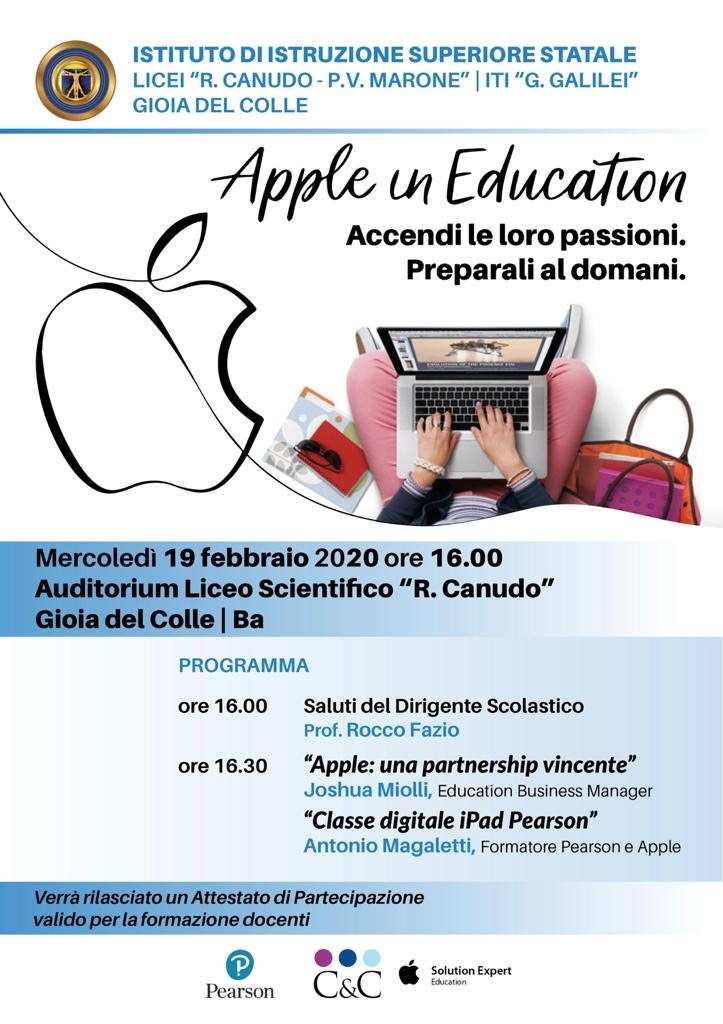 apple in education