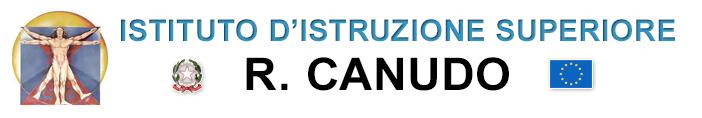 Logo di IISS R. Canudo